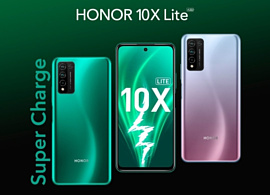 Honor готовит к анонсу новый смартфон 10X Lite