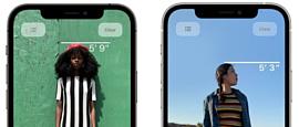 LiDAR iPhone 12 Pro можно использовать для измерения роста