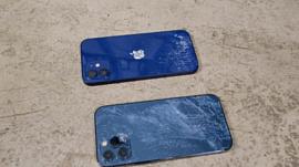 Видео: iPhone 12 и 12 Pro попробовали уронить