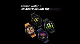 Умные часы Realme Watch S представят 2 ноября