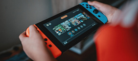 Nintendo Switch Pro может получить дисплей типа Mini LED