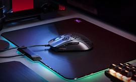 HyperX анонсировала новую легковесную геймерскую мышь Pulsefire Haste