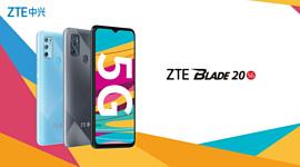 ZTE выпустила смартфон Blade 20 5G с Dimensity 720G и большим экраном