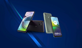 Motorola представила смартфоны Moto G9 Power и Moto G 5G