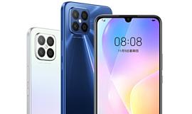 Huawei показала новый смартфон nova 8 SE