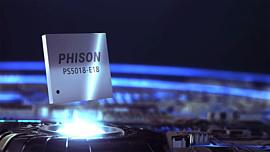 Новый SSD-контроллер Phison испытывает пределы PCIe 4.0