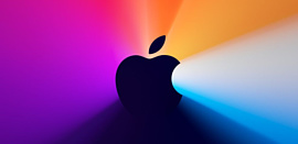 Презентация MacBook с Apple Silicon. Прямой эфир