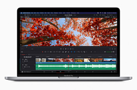 Apple анонсировала MacBook Pro 13 с чипом M1