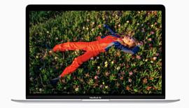 Apple представила мощный MacBook Air с чипом M1