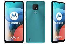 Опубликованы рендеры Motorola Moto E7