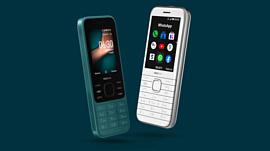 HMD Global представила фичерфоны Nokia 6300 4G и 8000 4G