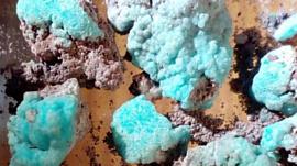 Ученые обнаружили в России новый минерал