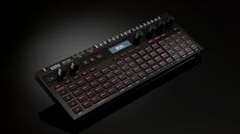 Korg представила модульный секвенсор SQ-64