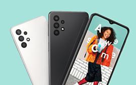 Samsung показала недорогой 5G-смартфон Galaxy A32