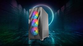Antec анонсировала недорогой компьютерный корпус DF700 FLUX