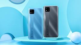 Realme представила ультрабюджетный смартфон C20 за $105