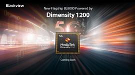 Blackview анонсировала защищенный смартфон BL8000 с чипсетом Dimensity 1200