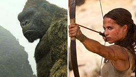 На Netflix появятся аниме по Tomb Raider и «Конг: Остров черепа»