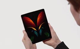 Слух: в 2022 Samsung выпустит планшет, который будет складываться втрое