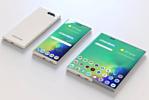 Samsung запатентовала смартфон с выдвижным экраном