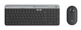 Logitech показала клавиатуру и мышь, созданные для Chrome OS