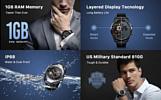 Mobvoi выпустила новые умные часы TicWatch Pro 2020