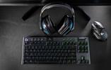 Logitech представила укороченную версию геймерской клавиатуры G915