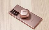 TWS-наушники Samsung Galaxy Buds Live получили интересный дизайн и активное шумоподавление