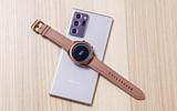 Samsung показала новые умные часы Galaxy Watch3