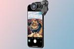 Canon может выпустить съемный объектив для мобильников