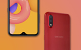 Samsung Galaxy A02s появился в базе Geekbench