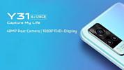 Vivo анонсировала среднебюджетный смартфон Y31