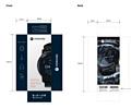 Motorola выпустит смарт-часы Moto Watch 100 с премиальным дизайном
