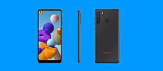 В сеть попали новые изображения Samsung Galaxy A21