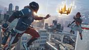 Ubisoft запустила открытое бета-тестирование Hyper Scape