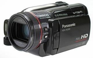 HDC-HS300 HD – очередной камкордер от Panasonic