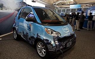 Intel Connected Car будет шпионить за своим хозяином