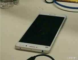 Утечка: новое фото Xiaomi Mi 5