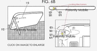Samsung запатентовала стилус-подставку