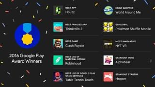 Google назвала лучшие приложения и игры 2016 года