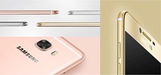 Samsung официально представила Galaxy C5