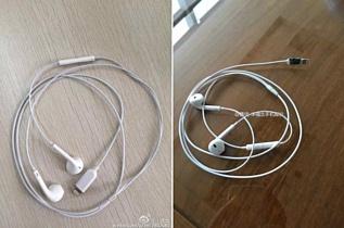 Опубликованы фотографии новых Apple EarPods с Lightning-коннектором