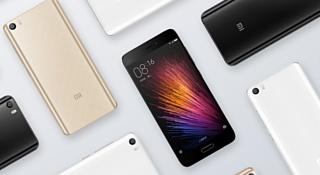 Утечка: рендер Xiaomi Mi 5s