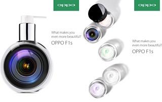 Oppo F1s получит 16 Мп селфи-камеру и сканер отпечатков пальцев