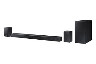 Samsung представила аудиосистемы HW-K950 и HW-K850 с поддержкой Dolby Atmos