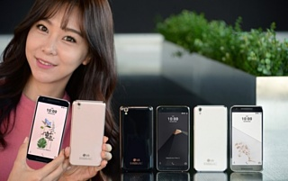 LG анонсировала молодежный смартфон U
