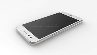 В сеть попали рендеры недорогого смартфона LG V5