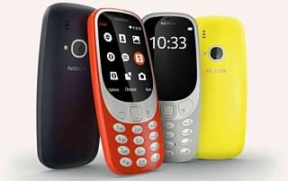 Nokia показала обновленный мобильник 3310
