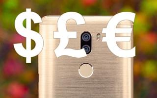 Утечка: цены разных моделей Xiaomi Mi 6