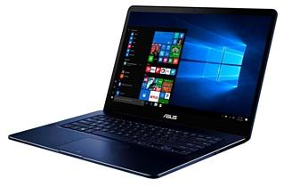 Asus показала мощный ноутбук ZenBook Pro